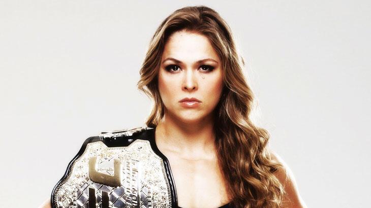Ronda Roussey, WWE güreşçilerini kızdırdı! 'Küstah...'