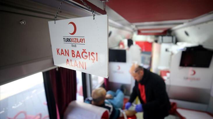 Türk Kızılay'dan kan bağışı çağrısı