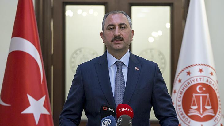 Son dakika... Adelet Bakanı Gül açıkladı! 17 hükümlüde virüs çıktı, 3 mahkum öldü