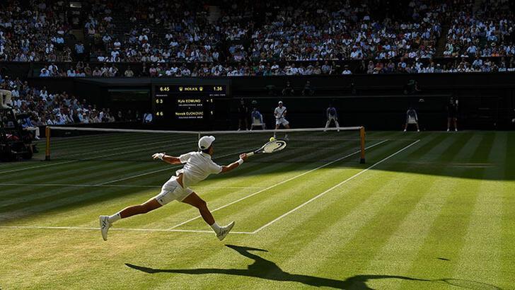 Wimbledon krizden kârlı çıktı! 141 milyon dolar...