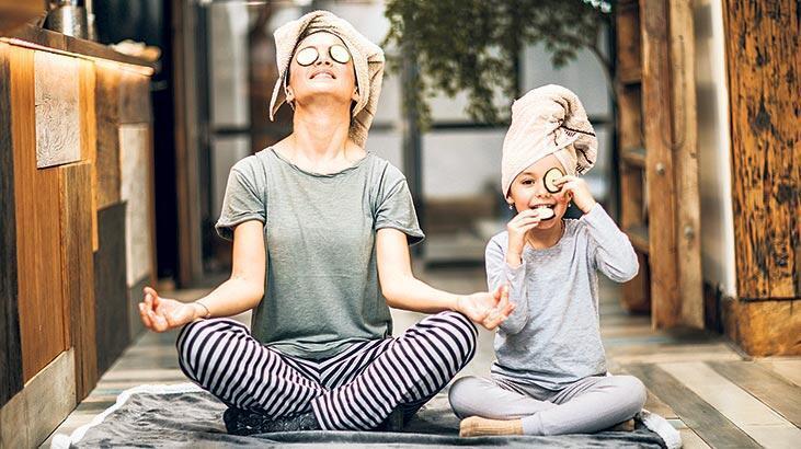 Yürüyüş ve yoga ile akciğeri güçlendirin