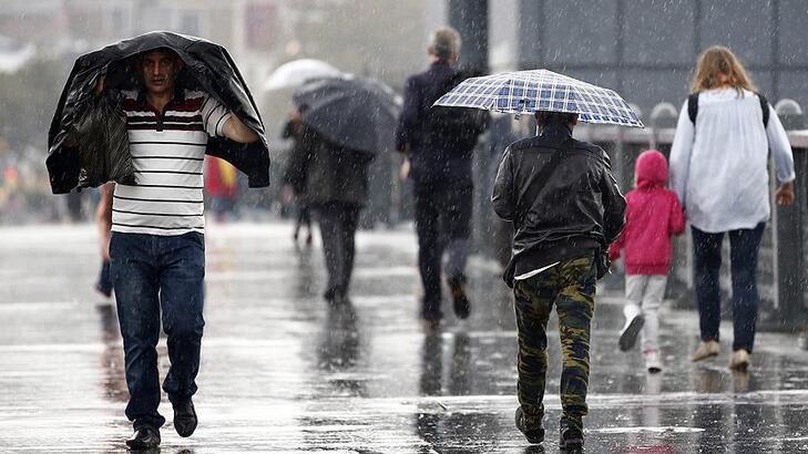 Hava durumu bugün nasıl olacak? Meteorolojiden kuvvetli sağanak uyarısı