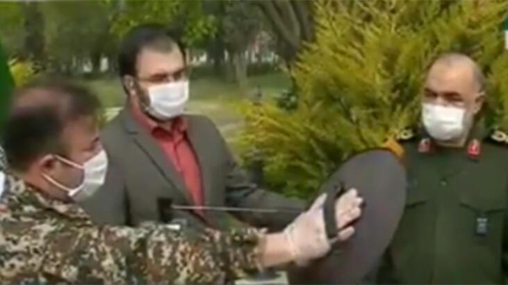 İran'da Devrim Muhafızları Ordusu'nun tanıttığı Kovid-19 tespit cihazı ilgi görmedi