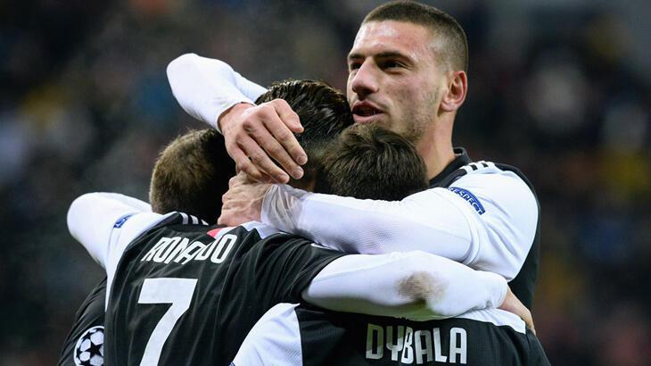 Merih Demiral: Dybala ve Ronaldo çok mütevazi insanlar
