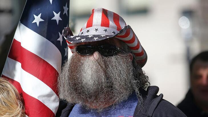 ABD'de karantina protestosu: Gösteriler ülke geneline yayıldı