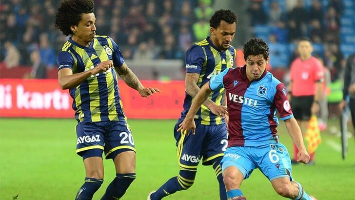 Corona virüs olmasaydı bugün Fenerbahçe-Trabzonspor maçı vardı...