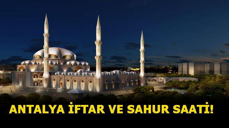 Antalya sahur saati 2020! Antalya iftar ve sahur vakti İmsakiye 2020! Namaz vakitleri ve ramazan imsakiyesi Milliyet'te