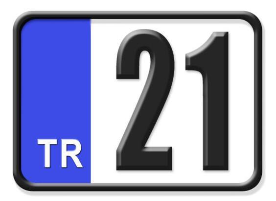 21 Nerenin Plakası? Diyarbakır İlçelerinin Plaka Kodları Ve Harfleri