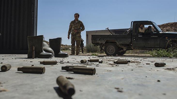Libya Trablus'ta kimyasal sinir gazı kullanıldığını duyurdu!