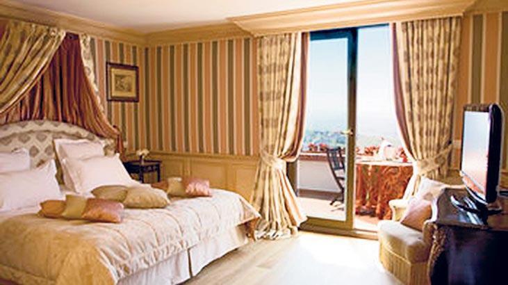 Otel doluluk oranı İtalya'da % 4'e indi