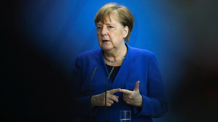 Son dakika | Merkel'den corona virüs açıklaması: 'Salgının son aşamasında değiliz'