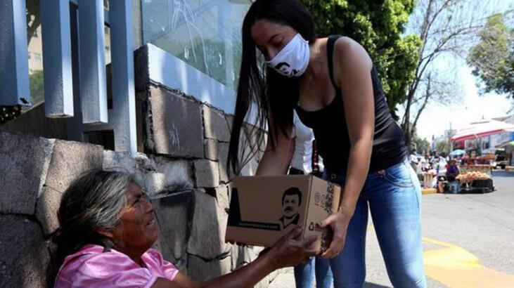 Karteller corona virüs için yardım dağıtıyor!