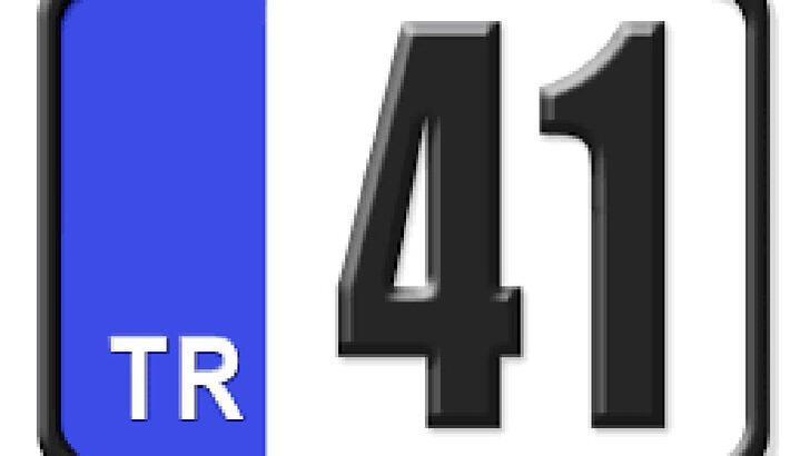 41 Nerenin Plakası? Kocaeli İlçelerinin Plaka Kodları Ve Harfleri