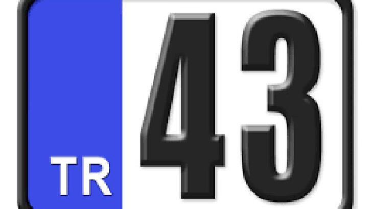 43 Nerenin Plakası? Kütahya İlçelerinin Plaka Kodları Ve Harfleri