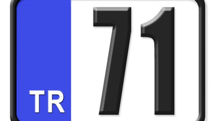 71 Nerenin Plakası? Kırıkkale İlçelerinin Plaka Kodları Ve Harfleri