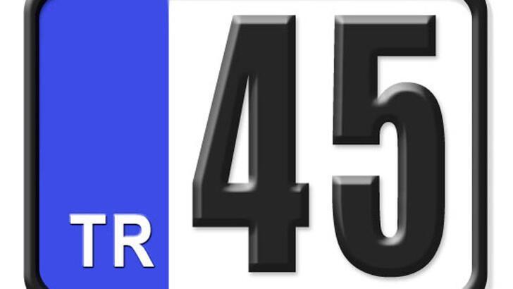 45 Nerenin Plakası? Manisa İlçelerinin Plaka Kodları Ve Harfleri