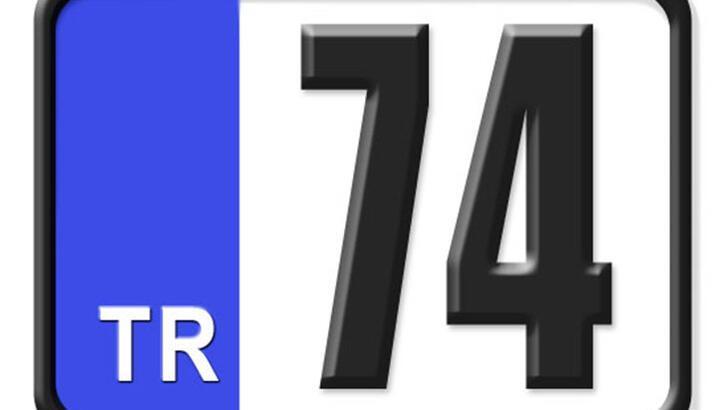 74 Nerenin Plakası? Bartın İlçelerinin Plaka Kodları Ve Harfleri