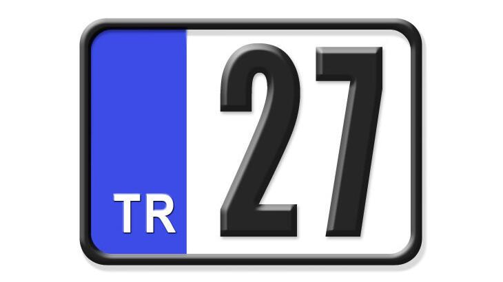 27 Nerenin Plakası? Gaziantep İlçelerinin Plaka Kodları Ve Harfleri