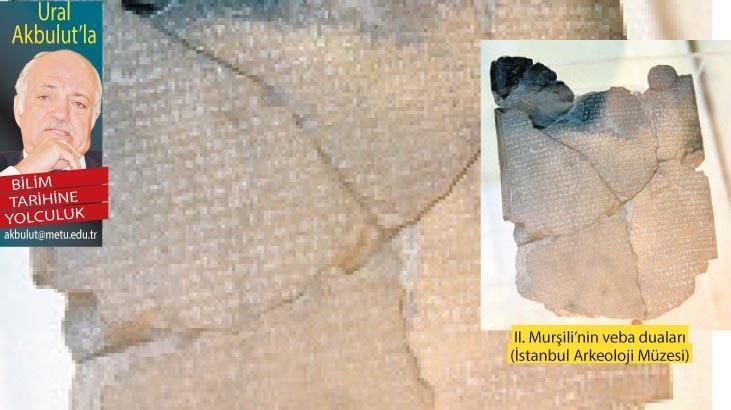 Salgın hastalık: Hitit Kralının 3300 yıllık duaları