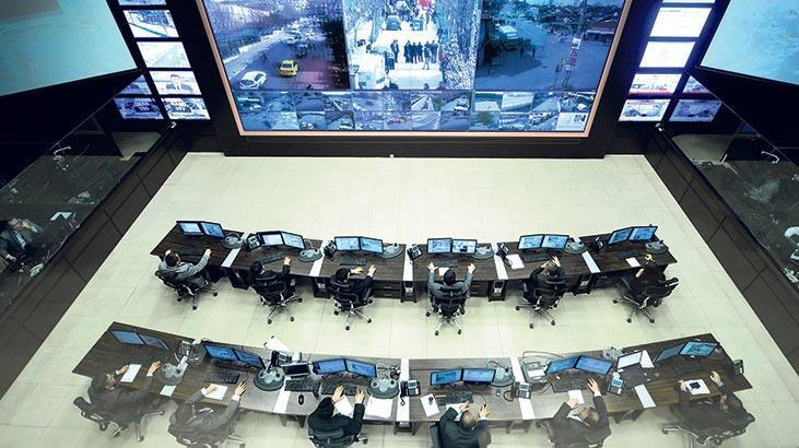 Polis artık telsizden video çekip gönderecek