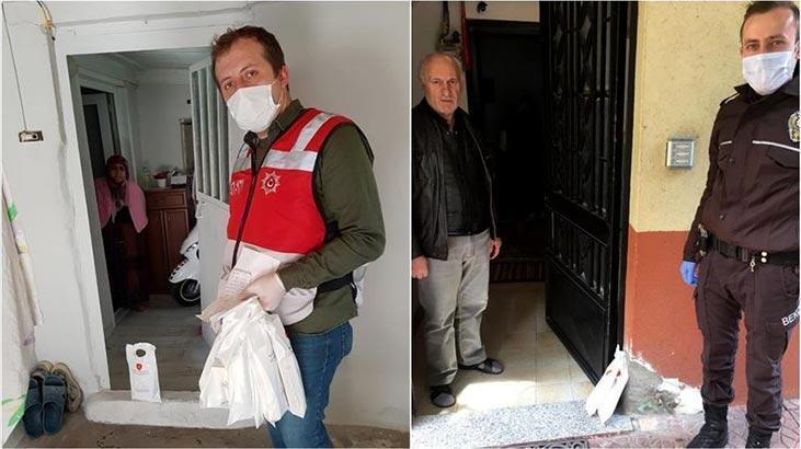 Erdoğan'ın hediye paketleri dağıtıldı