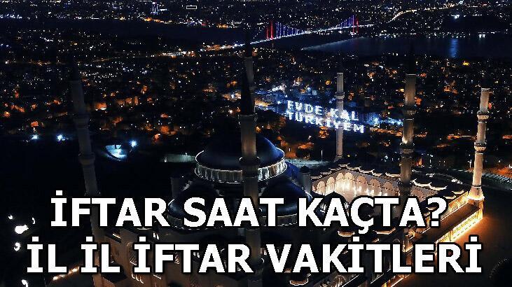 Ramazan İmsakiyesi 2020: İstanbul, Ankara, İzmir'de iftar saat kaçta açılacak? İl il iftar ve sahur vakitleri