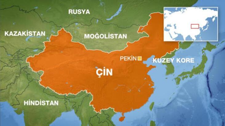 Çin Nerede? Çin Hangi Kıtada, Dünyanın Hangi Bölgesinde Bulunuyor?