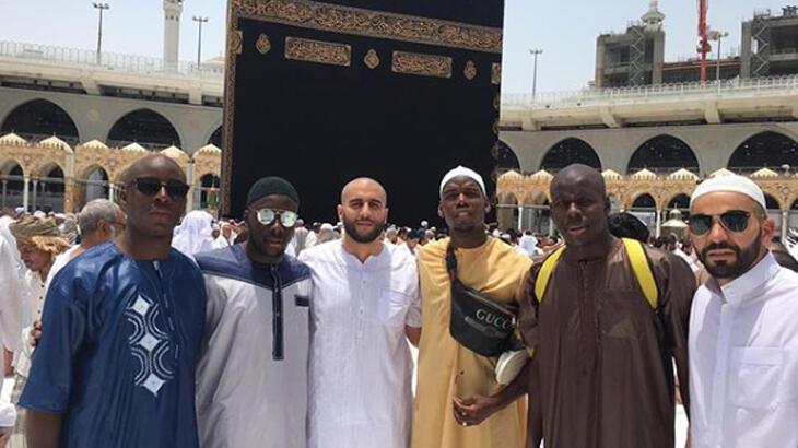 Fransız futbolcu Pogba'dan ramazan mesajı