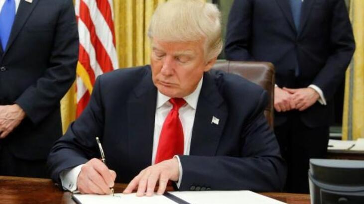Son dakika haberleri: Trump '484 milyar dolarlık' onay!