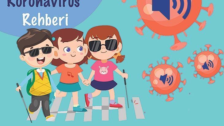 Görme engelliler için sesli koronavirüs rehberi