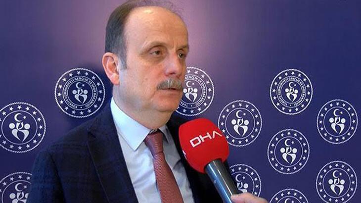 Spor Genel Müdürü Mehmet Baykan: Aslolan, virüs izin verirse liglerin tamamlanması