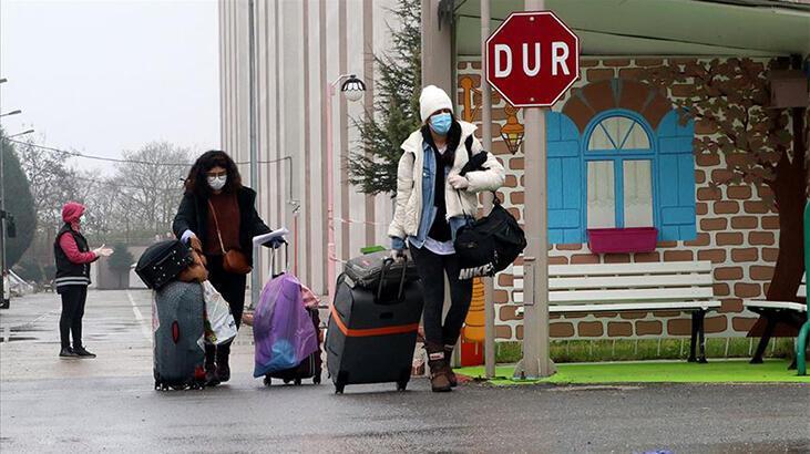 Son dakika! Bakan açıkladı: 32 bin 668 vatandaş evlerine uğurlandı