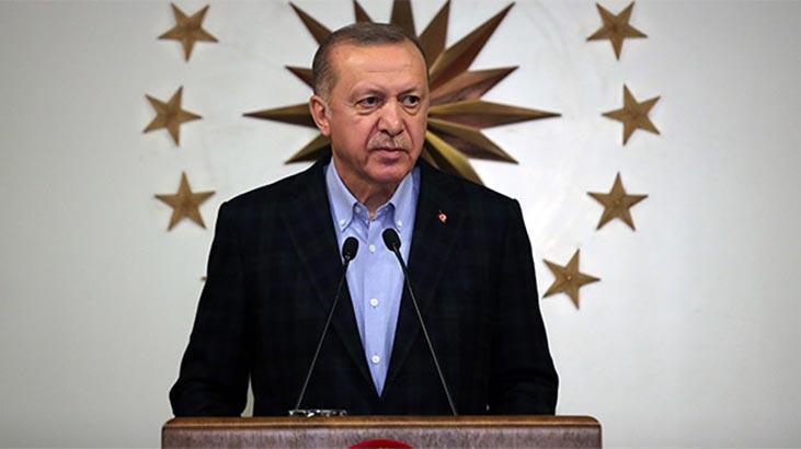 Cumhurbaşkanı Erdoğan'dan Anayasa Mahkemesi'nin 58. kuruluş yıl dönümü mesajı