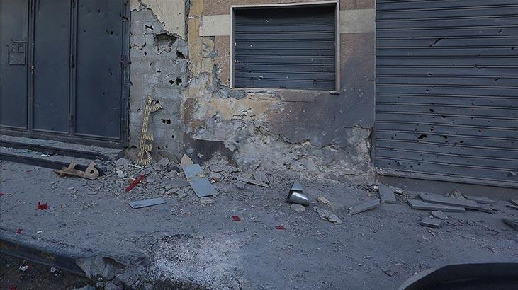 Hafter milisleri Trablus'un güneyindeki sivil yerleşimleri bombalamayı sürdürüyor