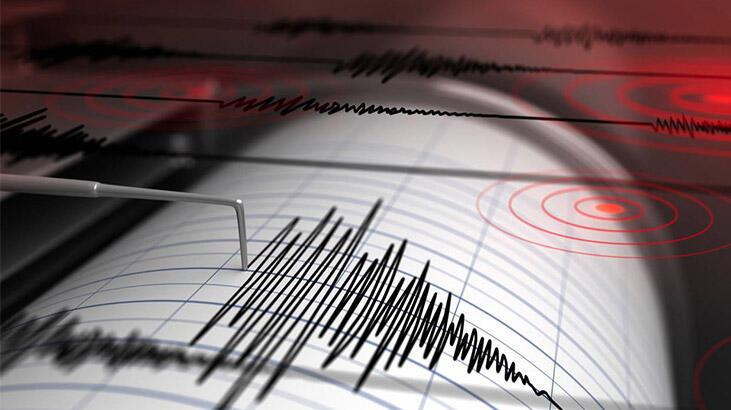 Son dakika... Girit Adası açıklarında deprem! Büyüklüğü...