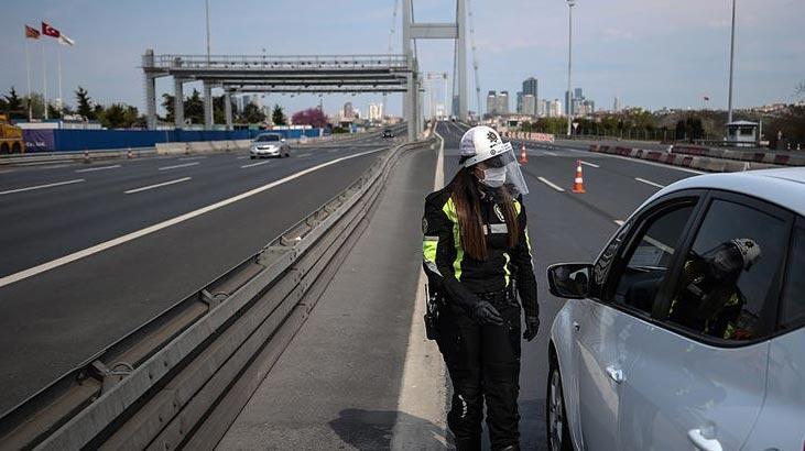 İstanbul Valiliği sokağa çıkma yasağındaki bilançoyu açıkladı