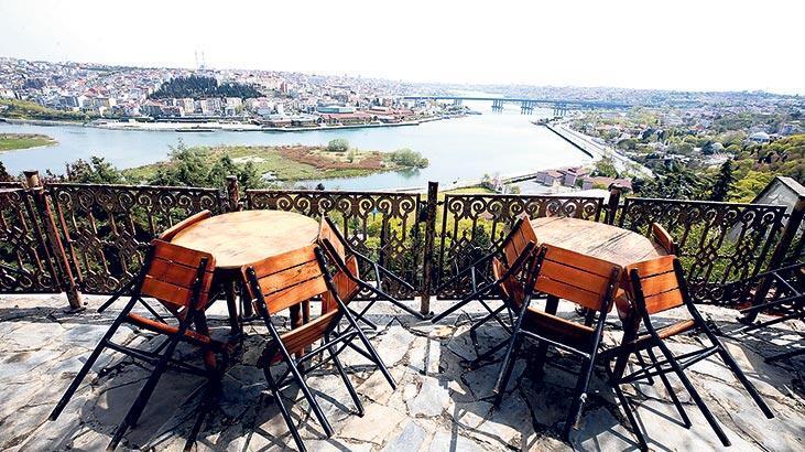 'Sana dün bir tepeden baktım aziz İstanbul'
