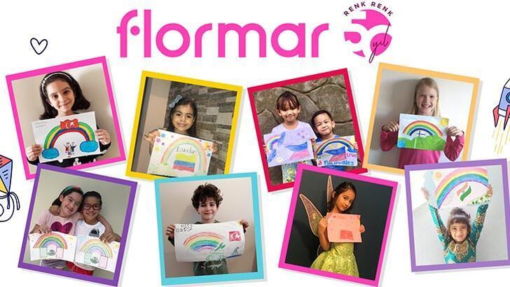 Flormar 23 Nisan'ın 100 yılını Dünya Çocuklarının renkleriyle kutladı!