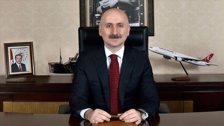 Bakan Karaismailoğlu: Halkalı-Kapıkule demir yolu hattı 2023'te hizmete girecek