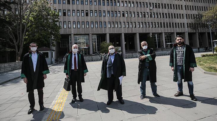 Ankara Barosu avukatlarından Diyanet İşleri Başkanı Erbaş'a destek: