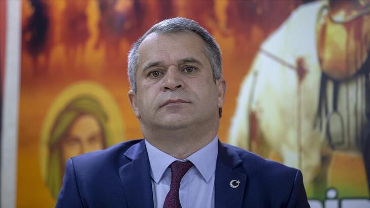 Türkmen Alevi Bektaşi Vakfı Başkanı Özdemir'den Ekrem İmamoğlu ...