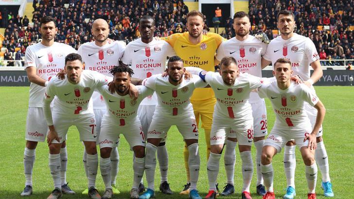 Antalyaspor'da hedef seriyi sürdürmek