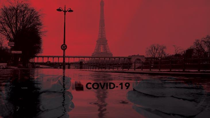 Son dakika haberi: Fransa'da corona virüsten ölenlerin sayısı 23 bin 660'a yükseldi