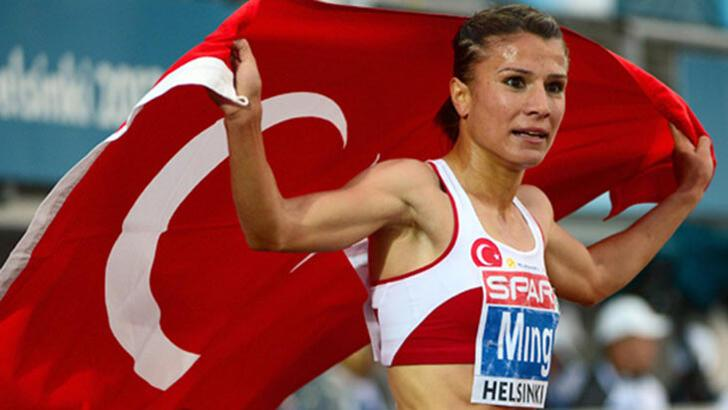 Olimpiyat Komitesi, Gülcan Mıngır'ı diskalifiye etti!
