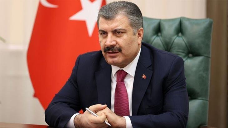 Sağlık Bakanı Koca'dan 'hava ambulans' açıklaması