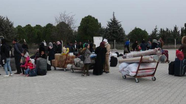 40 bin Suriyeli aile evine döndü