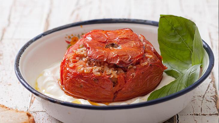Etli domates dolması tarifi