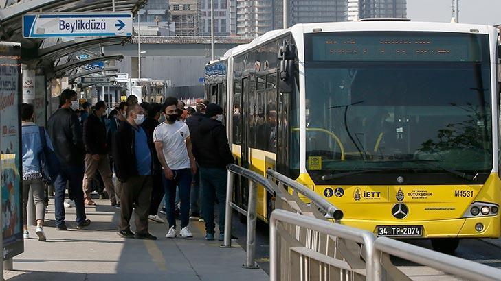 İstanbul'da toplu ulaşımda yüzde 8,15'lik artış yaşandı!