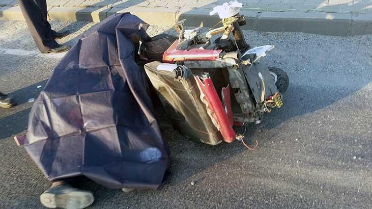 Muğla'da feci kaza: 1 ölü
