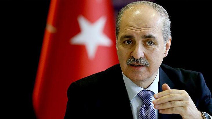 AK Parti Genel Başkanvekili Kurtulmuş, Kut'ül Amare şehitlerini andı